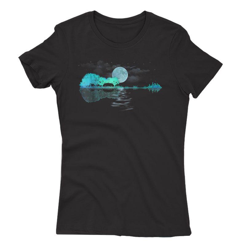 Acoustic Guitar Player T Shirt, Birthday, Christmas Gift