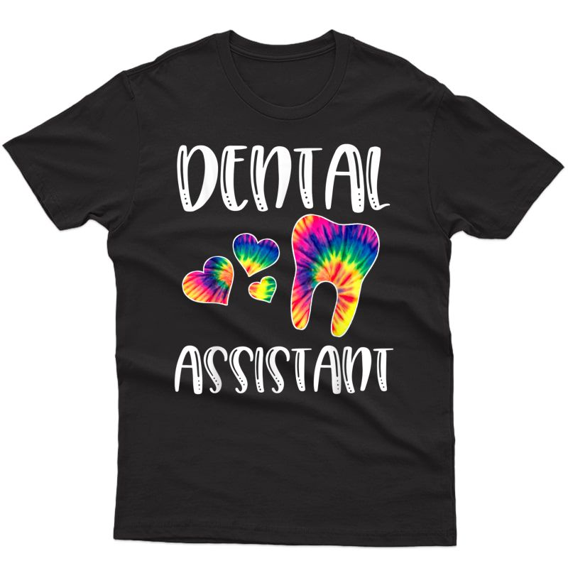 Cute Dental Assistant Shirt Gift Dentist Assistant Tee