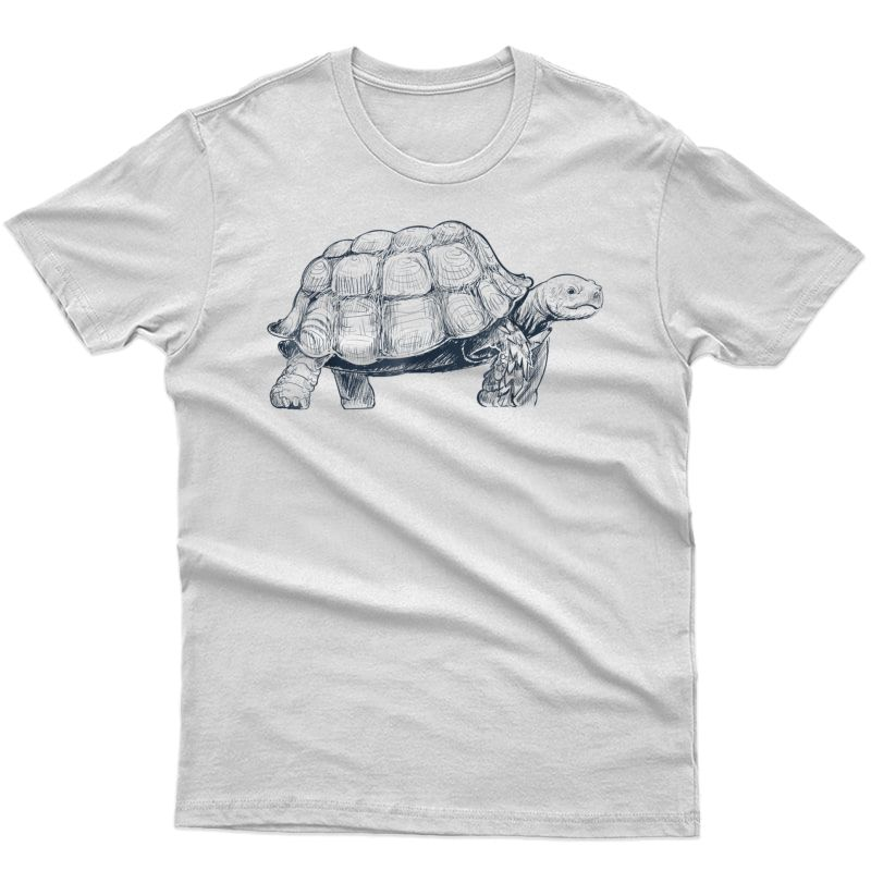 Fast Turtle Running Shirt