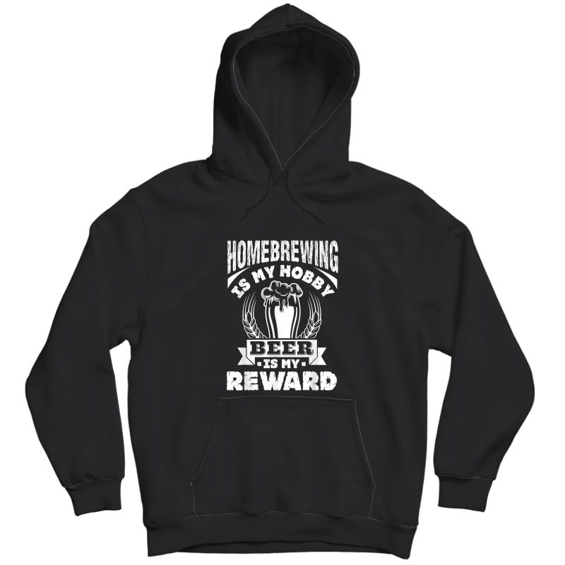 Homebrew Craft Beer Home Brewing Brewer Gift T-shirt T-shirt Unisex Pullover Hoodie