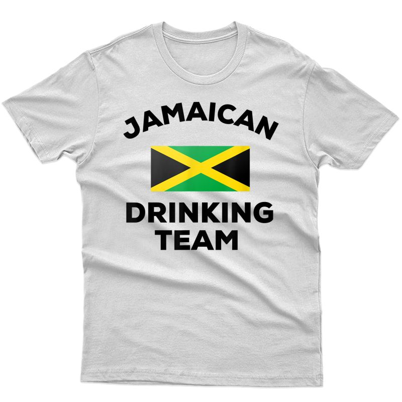 N Drinking Team Funny Beer Flag Party Gift T-shirt