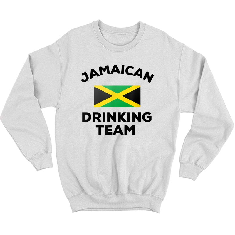 N Drinking Team Funny Beer Flag Party Gift T-shirt Crewneck Sweater