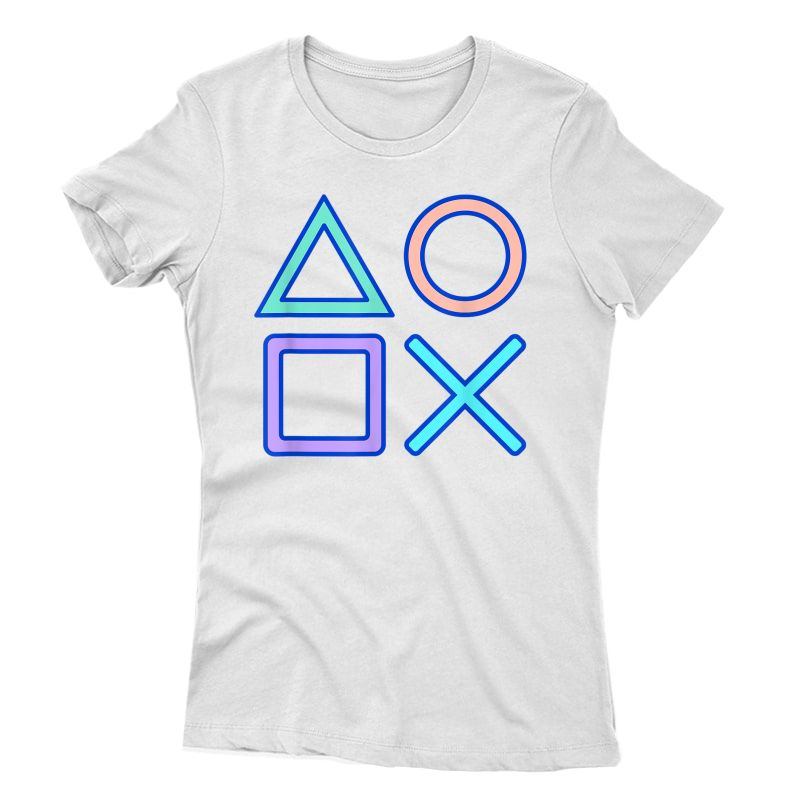Kawaii Pastel Gamer T-shirt