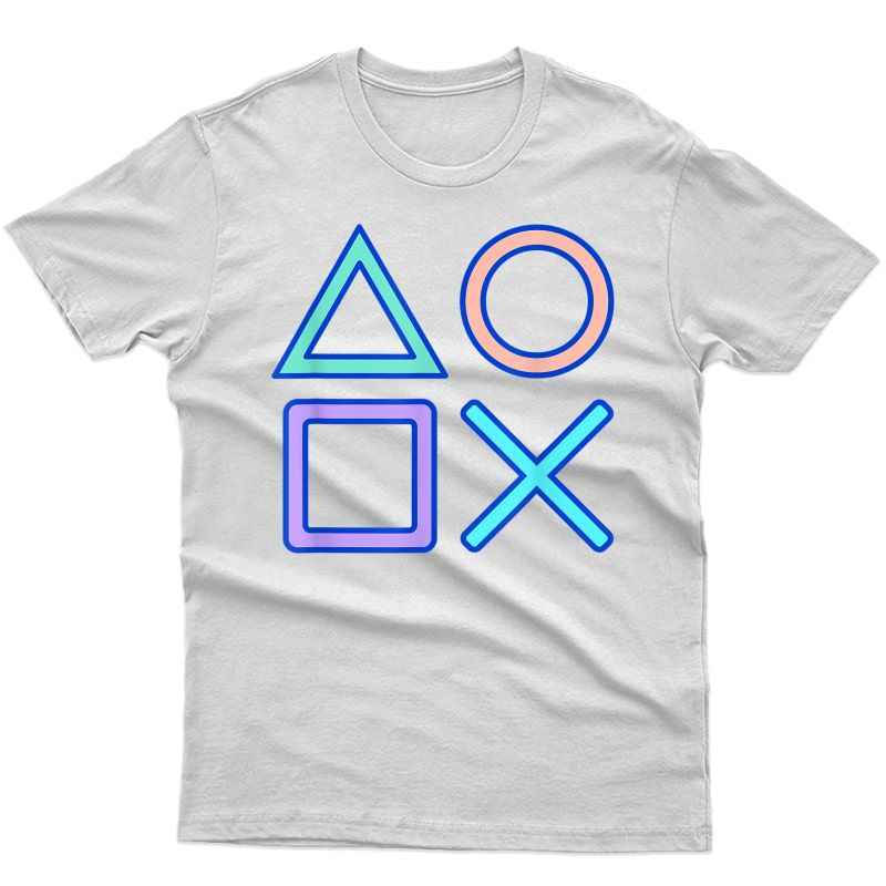 Kawaii Pastel Gamer T-shirt