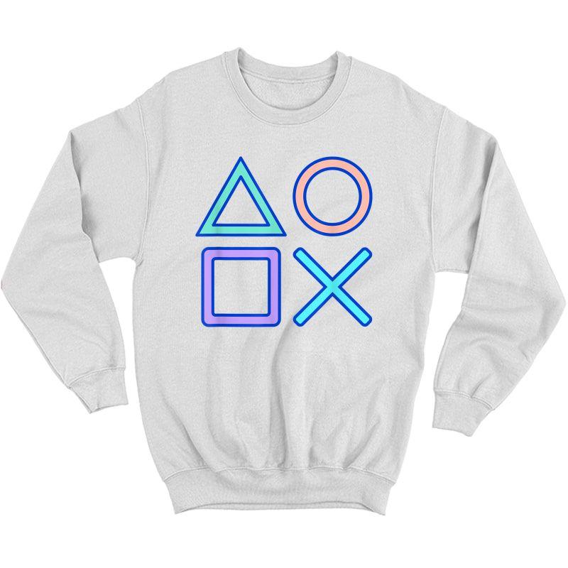 Kawaii Pastel Gamer T-shirt Crewneck Sweater