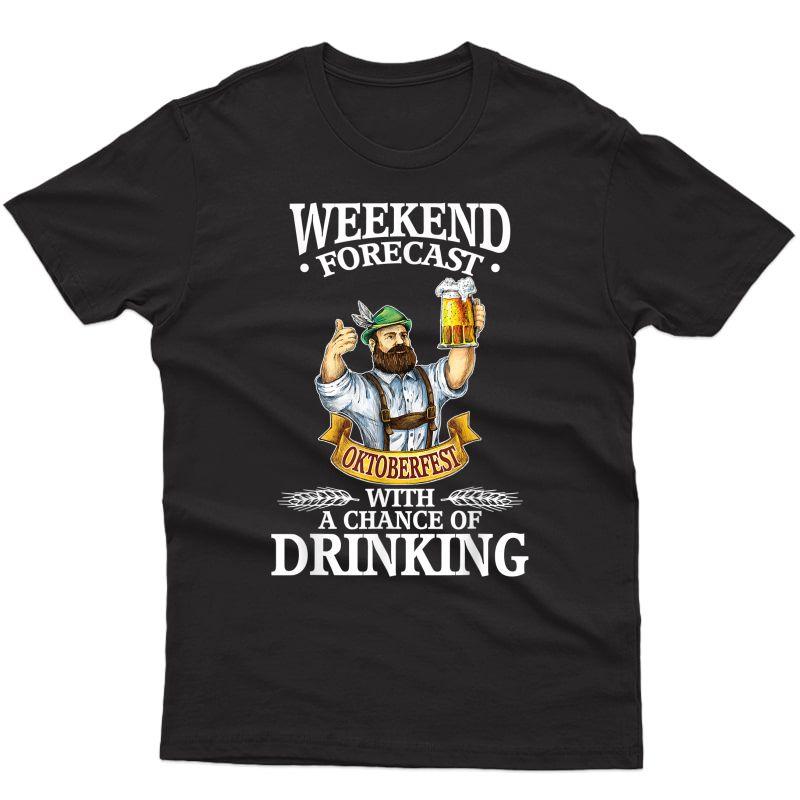 Oktoberfest Beer Tshirt Pretzel Prost Lederhose Costume T-shirt
