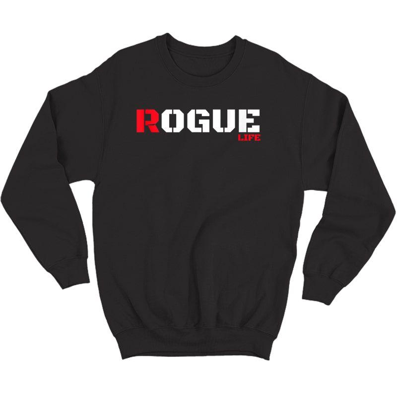 Rogue Bad Boy T Shirt Gaming Gamer Humor Tshirt Military Tee Tank Top Crewneck Sweater
