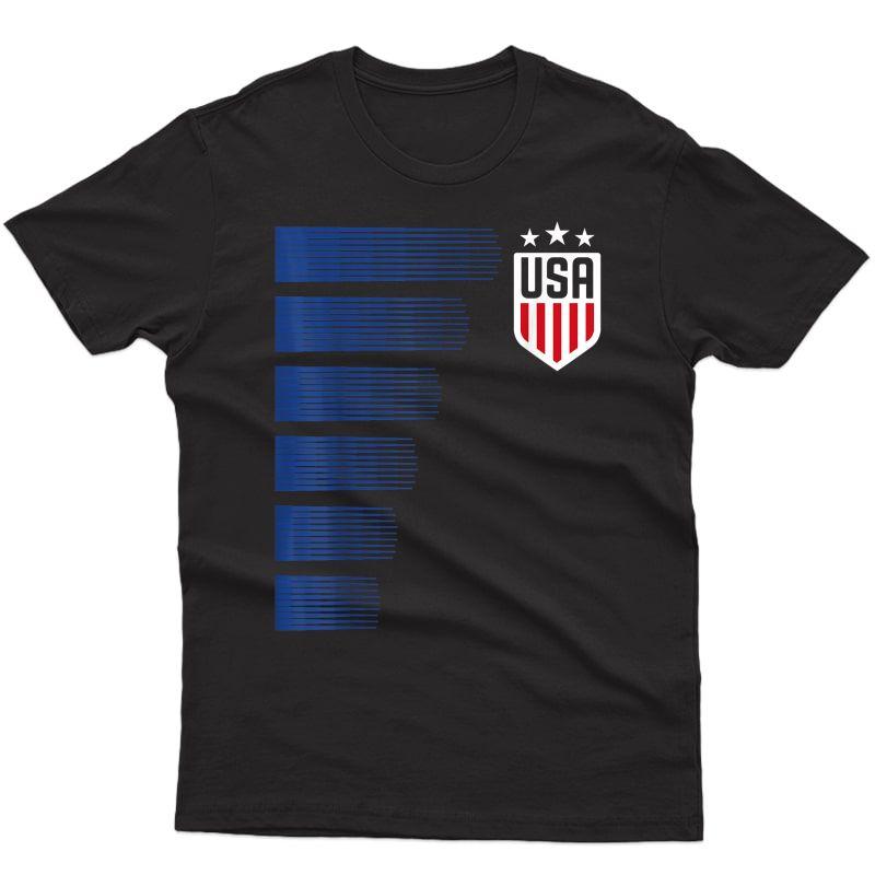 Usa T-shirt | Cool Usa Soccer T-shirt S